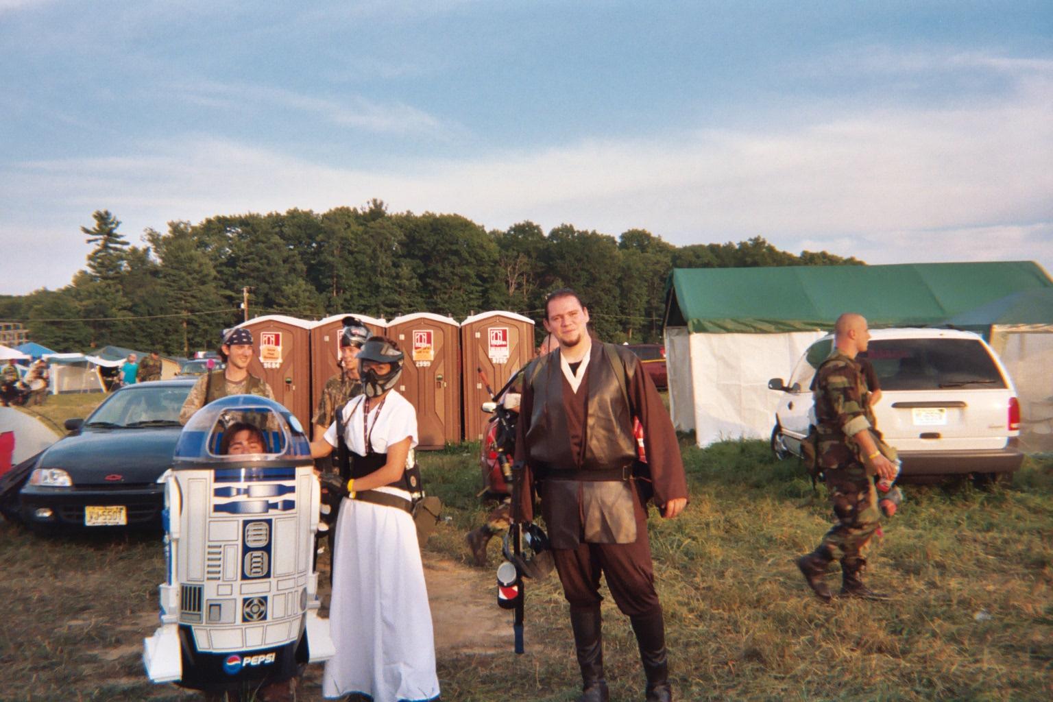 Allegiance - The SW platoon...