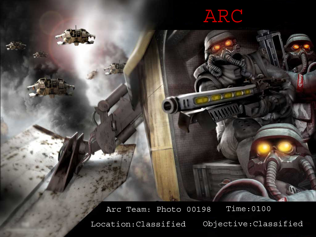 Galactic Battlegrounds - ARC's