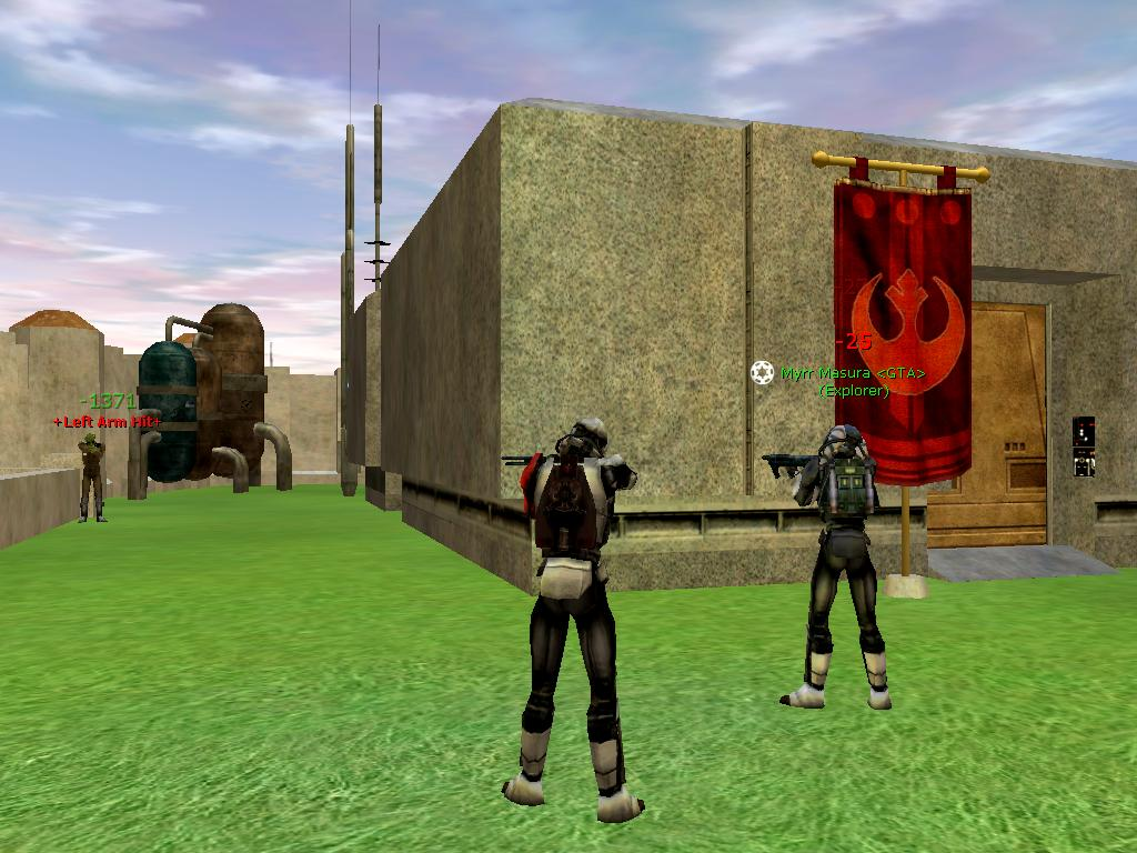 Star Wars Galaxies - The AWOL Rebel