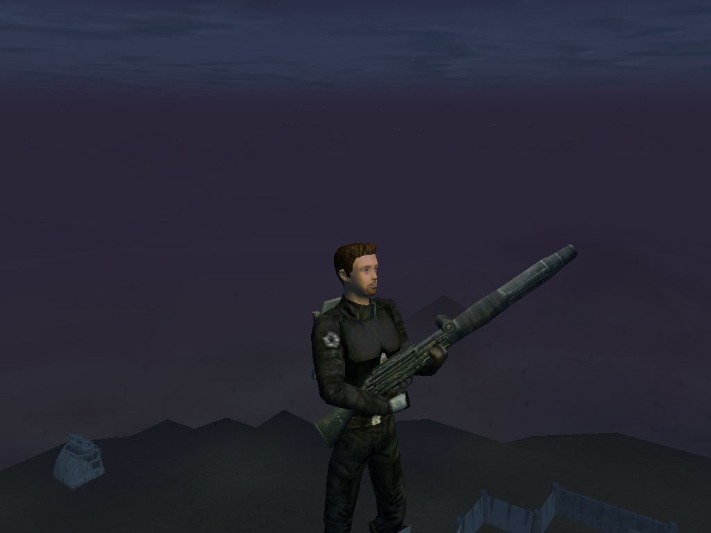Star Wars Galaxies - Ready to Kill