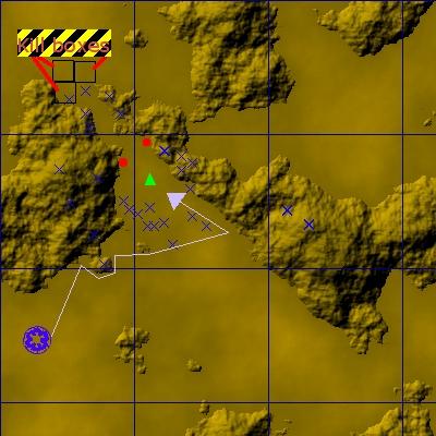 C&C:Generals - Tacmap