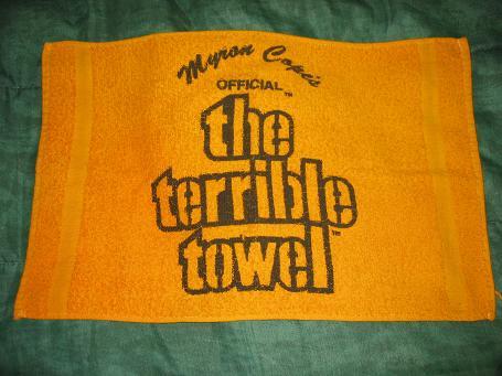 Allegiance - Terrible Towl