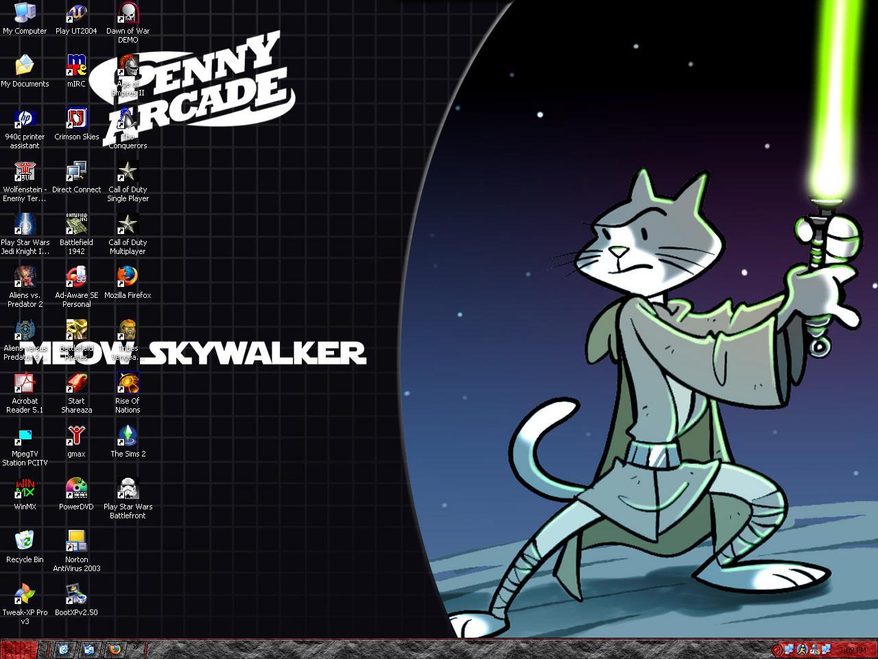 Allegiance - Meow Skywalker