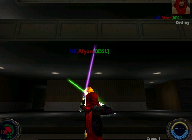 JKII: Jedi Outcast - DD Civil War