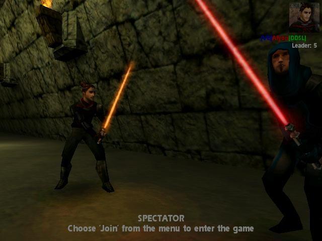 JKII: Jedi Outcast - <b>Oblivious<b>