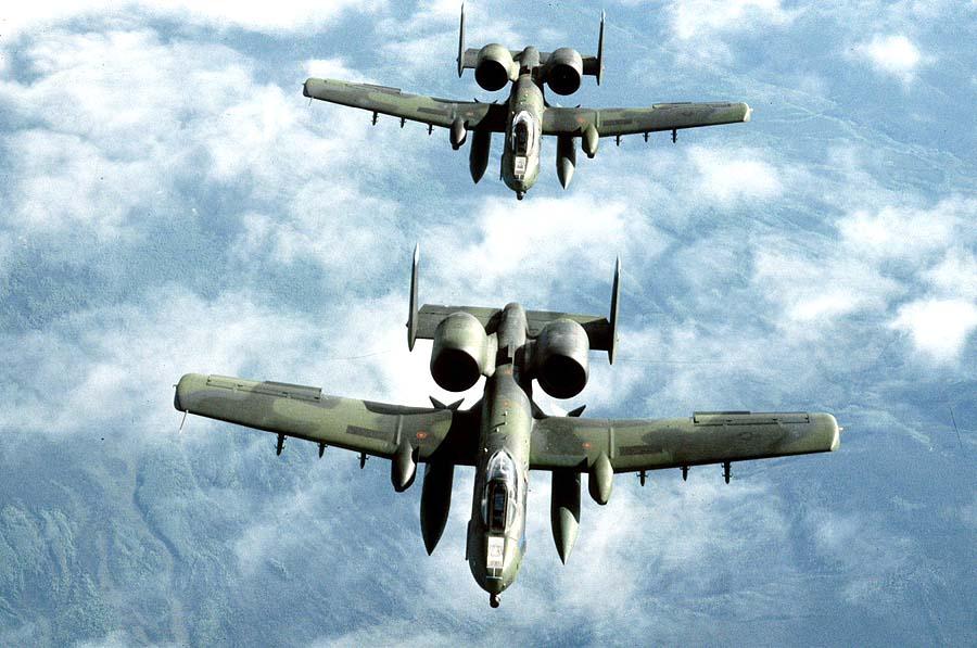 Allegiance - A-10As