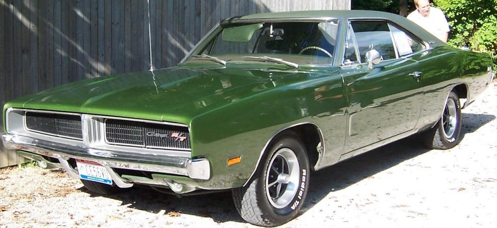 Allegiance - '69 Charger