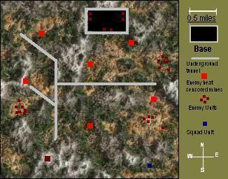 Allegiance - Battlefield Map