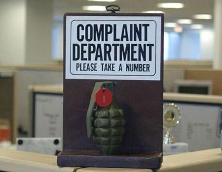 Allegiance - Complaint Bomb