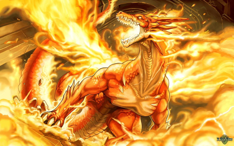 Allegiance - Dragon