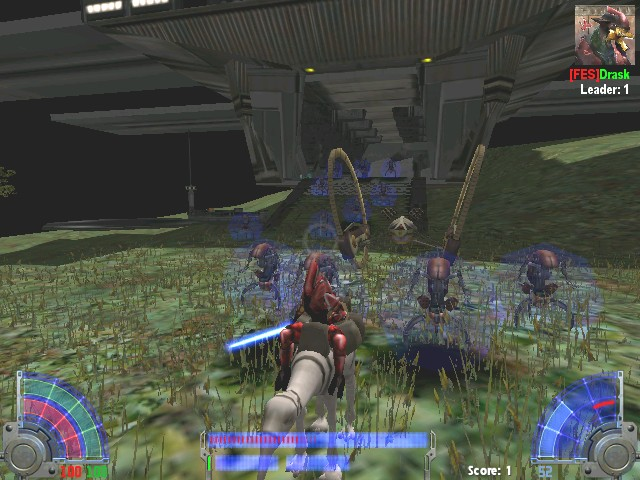 Jedi Academy - Covenant Elite gets some new toys.