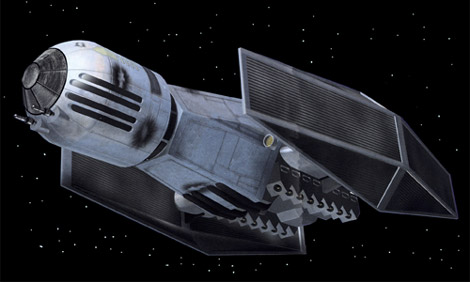 Star Wars: Empire at War - Scimitar Assault Bomber