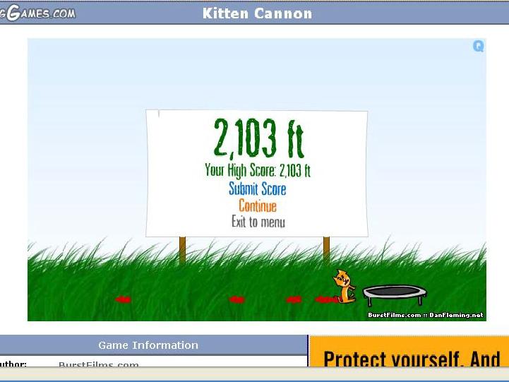 Allegiance - cat cannon