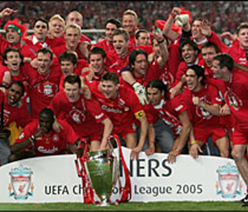Allegiance - Liverpool Champions