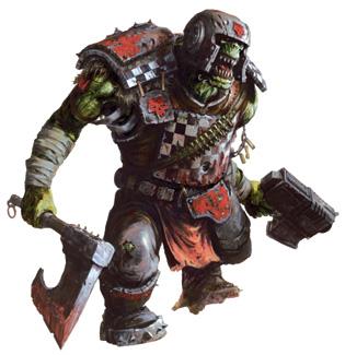 Allegiance - Ork