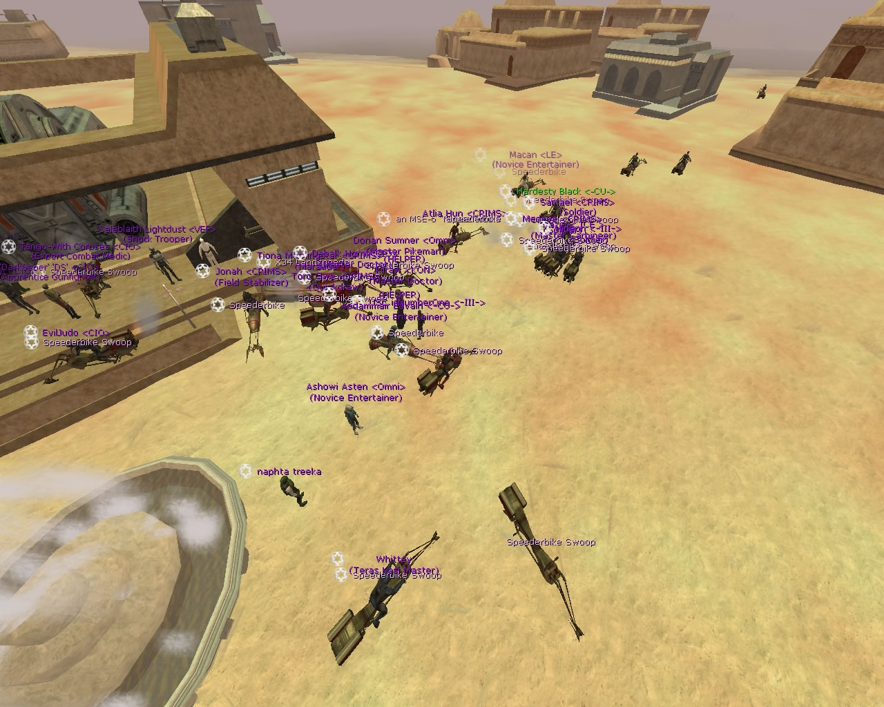 Imperial Screenshots - (SWG) Star Wars Galaxies | The Vast