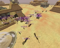 Star Wars Galaxies - War Party