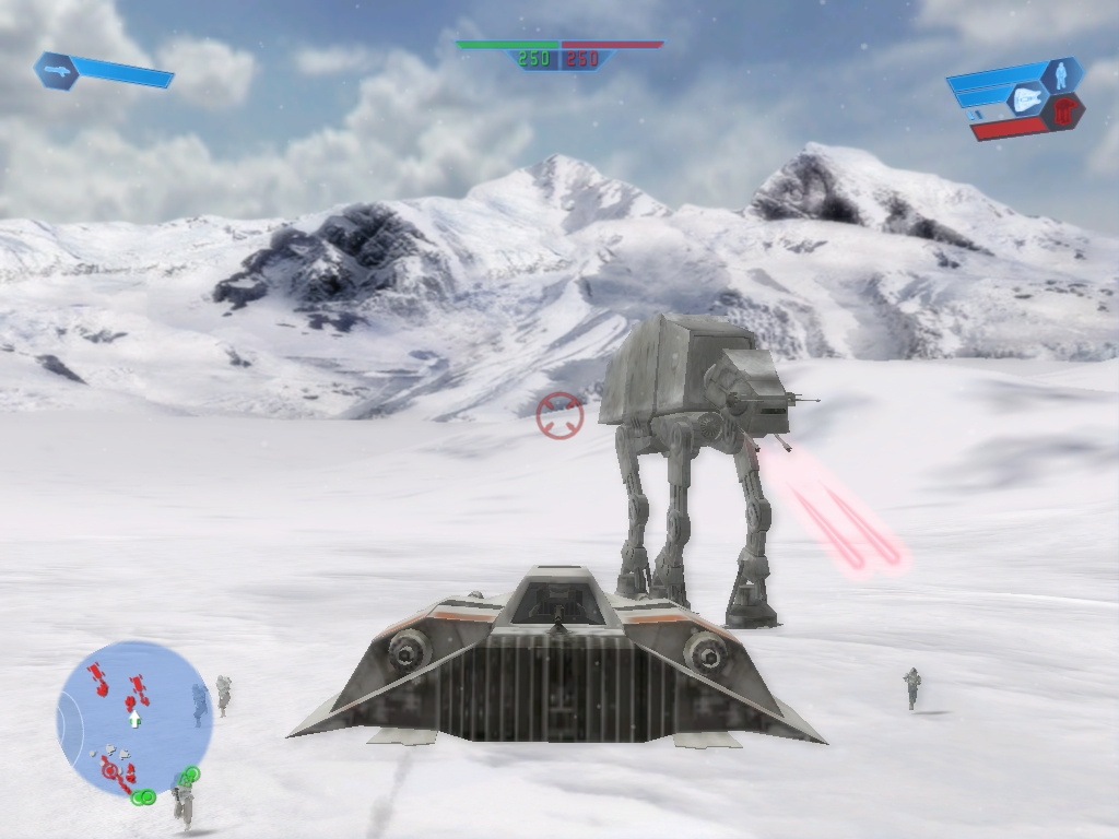 Star Wars Battlefront - AT-AT