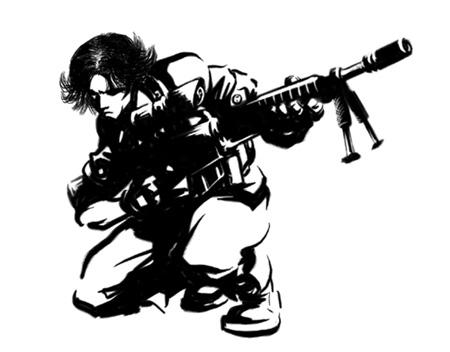 Allegiance - Sniper