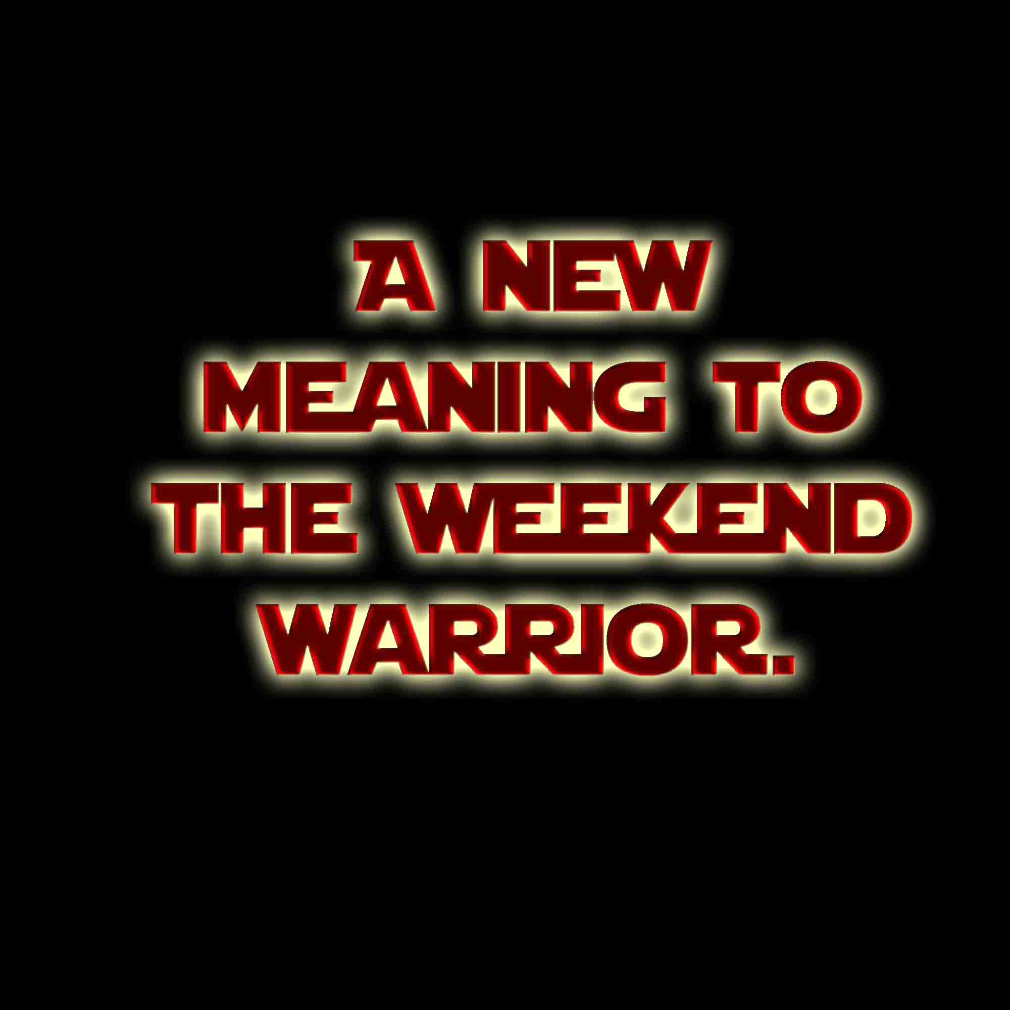 Allegiance - Weekend Warrior